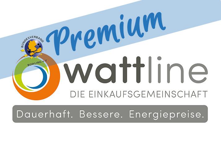 Mitglieder-Information unseres Premium-Partners wattline