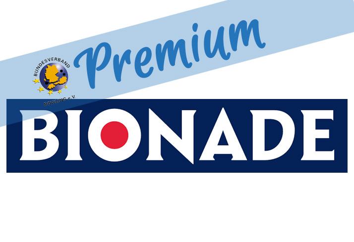 Neuer Premiumpartner: Bionade